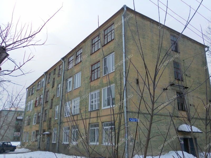 комната в доме 1 на улице Евгения Никонова