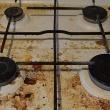 Как полностью отмыть кухню от жира за 5 минут?
