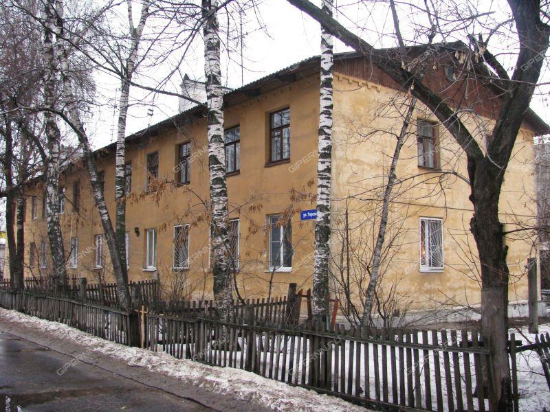 однокомнатная квартира на улице Мориса Тореза дом 35