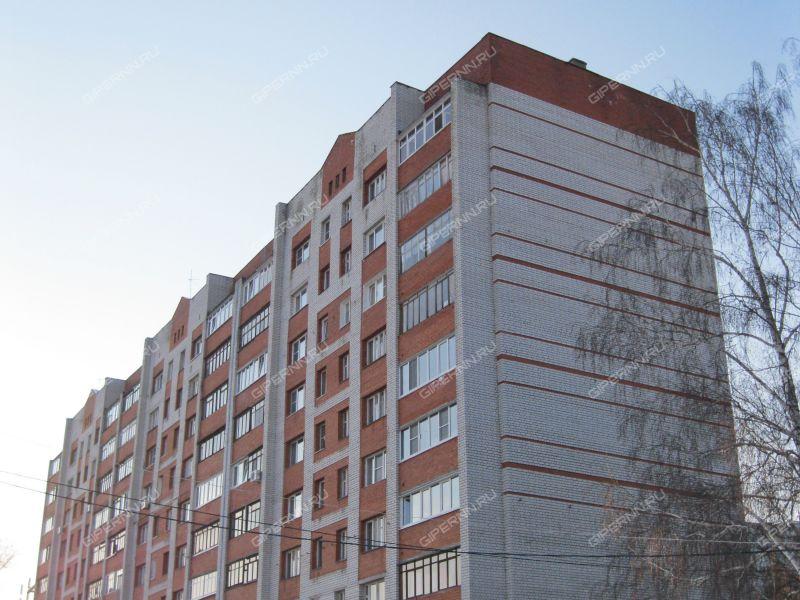 улица Маршала Голованова, 19 фото