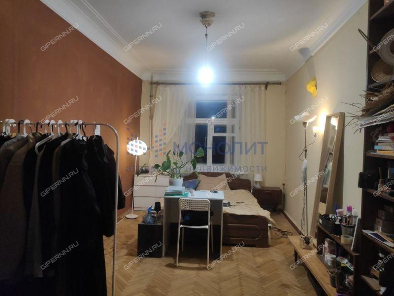 трёхкомнатная квартира на улице Большая Покровская дом 29