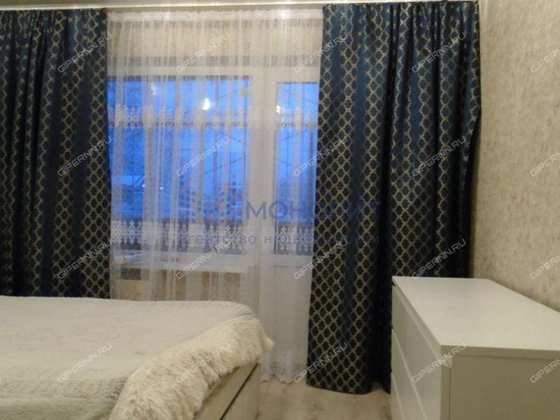 четырёхкомнатная квартира на улице Красноуральская дом 1а