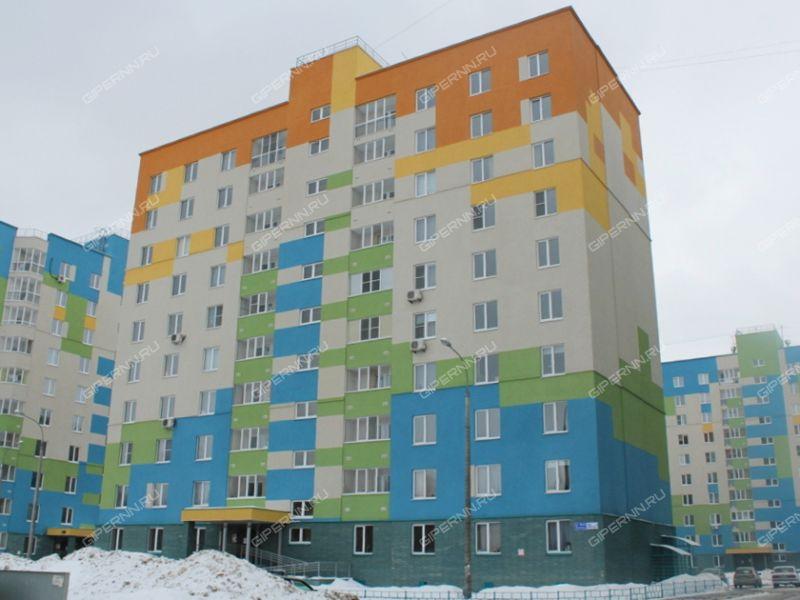 однокомнатная квартира на улице Янки Купалы дом 26 к1