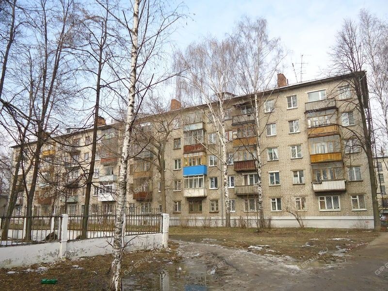однокомнатная квартира на улице Ярошенко дом 6