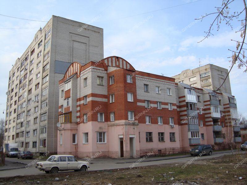Касимовская улица, 19 фото