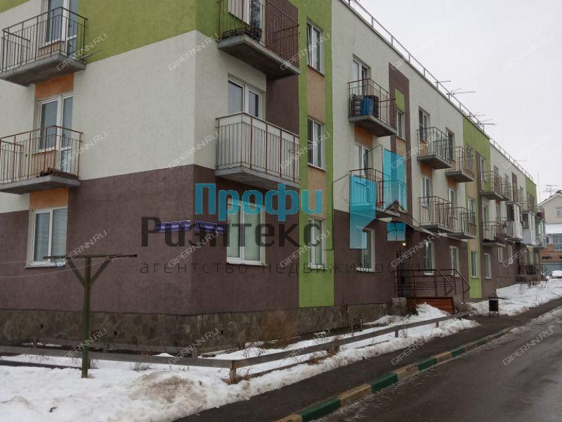 однокомнатная квартира на Васильковой улице дом 161А/1