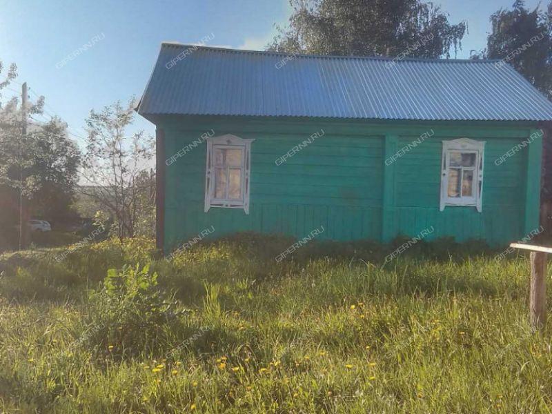 дом на улице Костериха деревня Новое Дружково