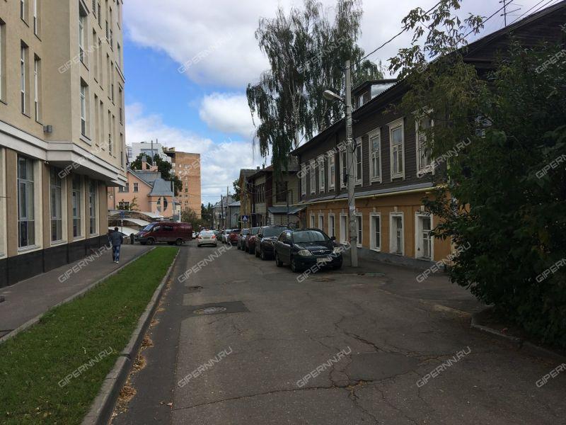 однокомнатная квартира в переулке Плотничный дом 16