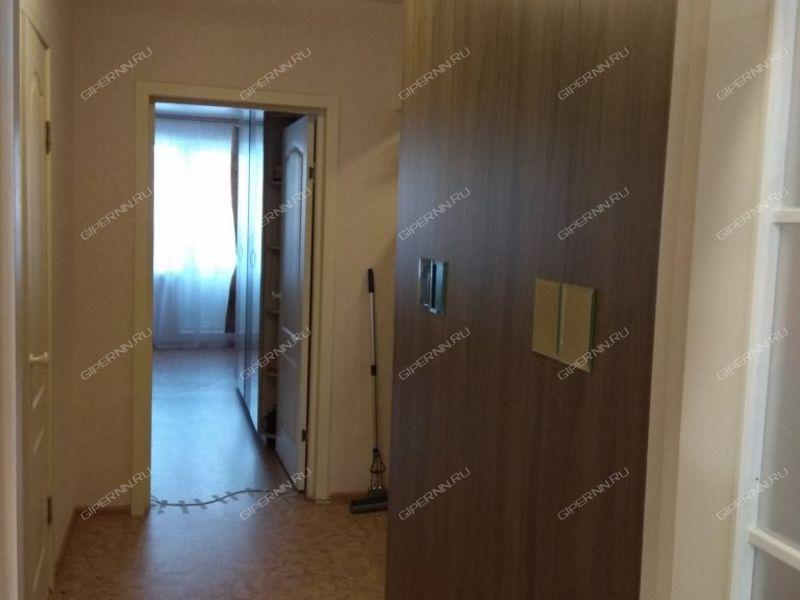 однокомнатная квартира на улице Бурнаковская дом 109