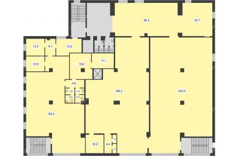 beketova-15-beketova-ulica-15 планировки торгового центра фото
