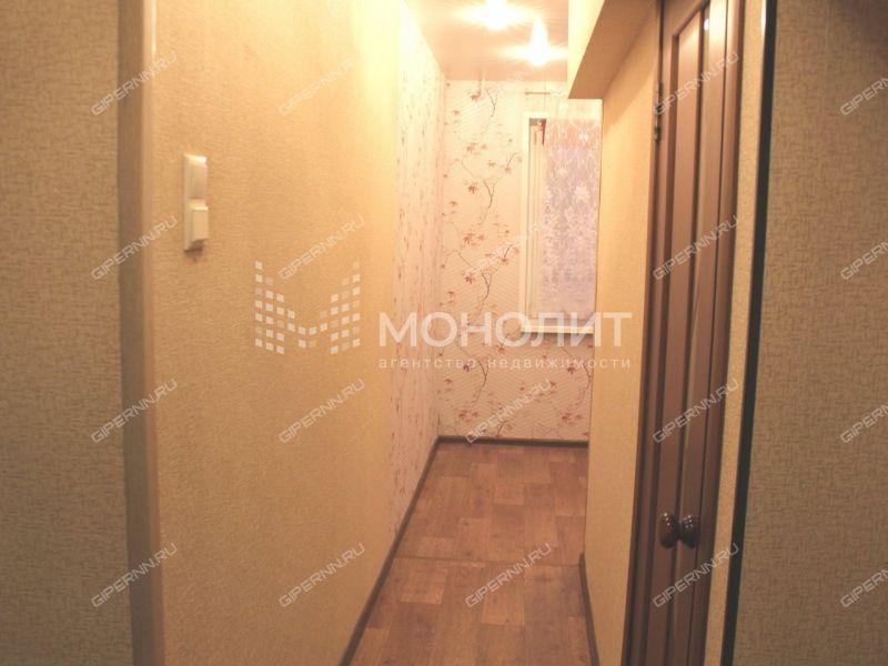 двухкомнатная квартира на улице Генерала Ивлиева дом 8