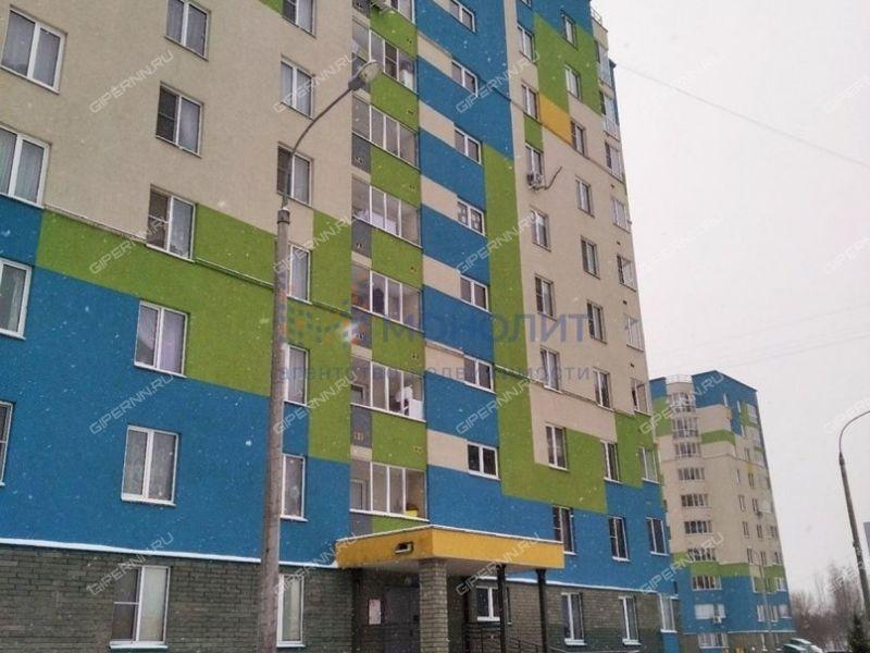 двухкомнатная квартира на улице Янки Купалы дом 28 к1