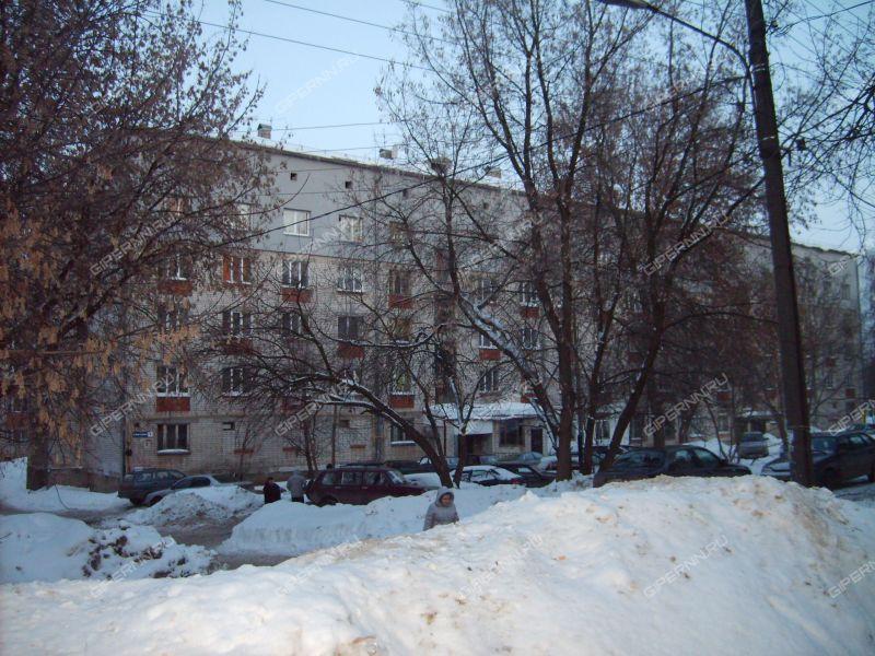 улица Бориса Корнилова, 6 к2 фото