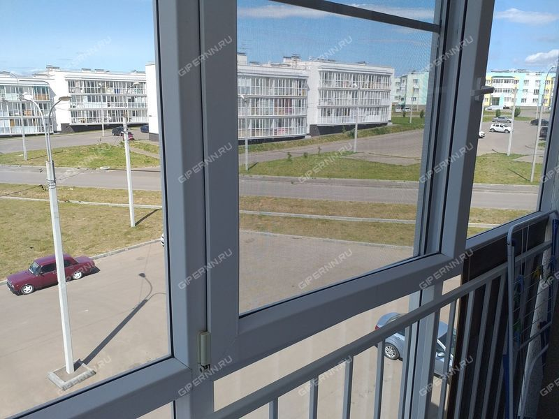 однокомнатная квартира в Весеннем проезде дом 10 посёлок Новинки