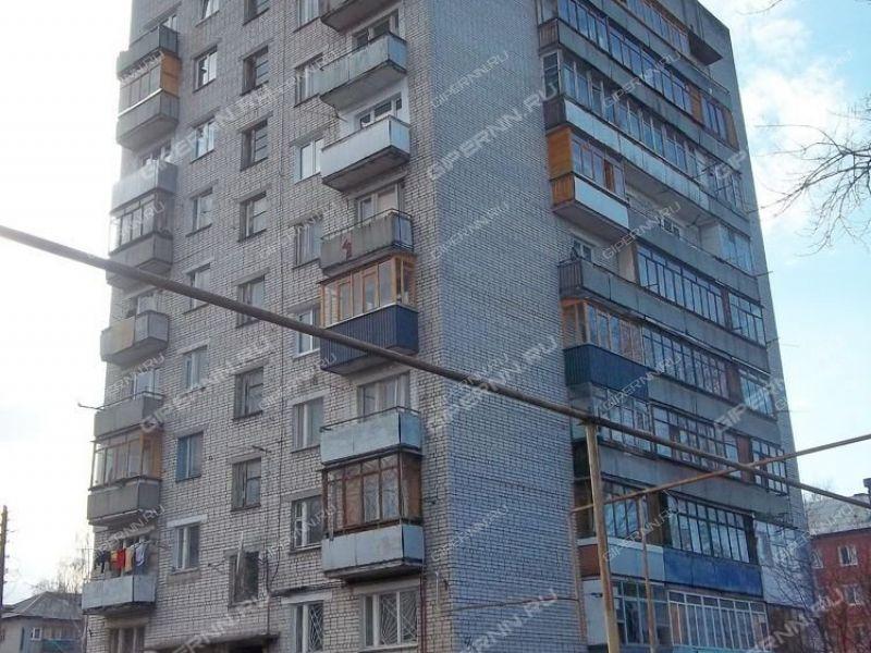 однокомнатная квартира на улице Гороховецкая дом 54А