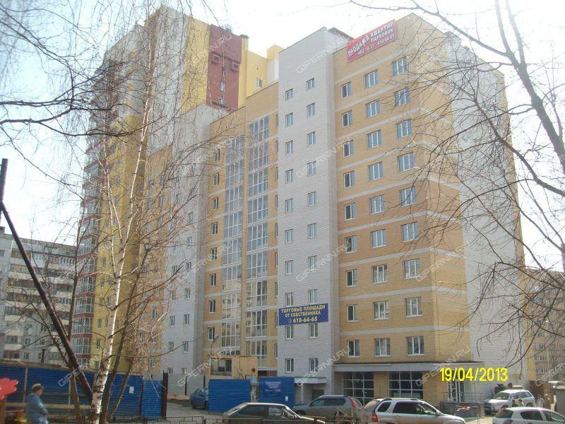квартира-студия на улице Бориса Панина дом 7В