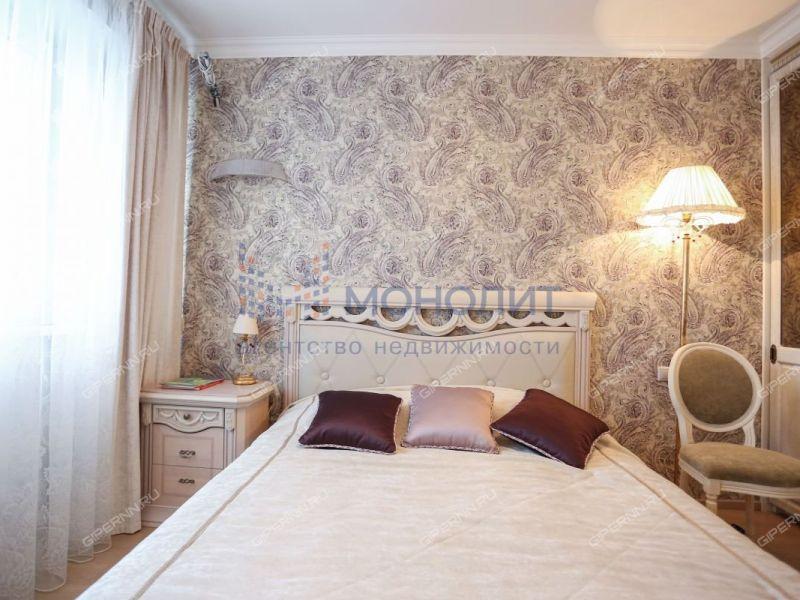 двухкомнатная квартира на улице Богородского дом 7 к2