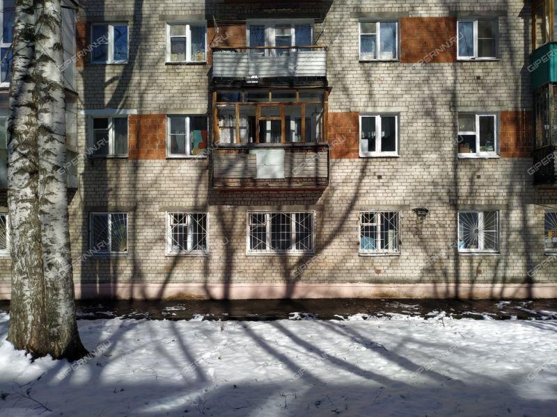 двухкомнатная квартира на улице Богородского дом 5 к1