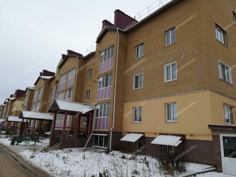 однокомнатная квартира на улице Володарского дом 128 город Арзамас