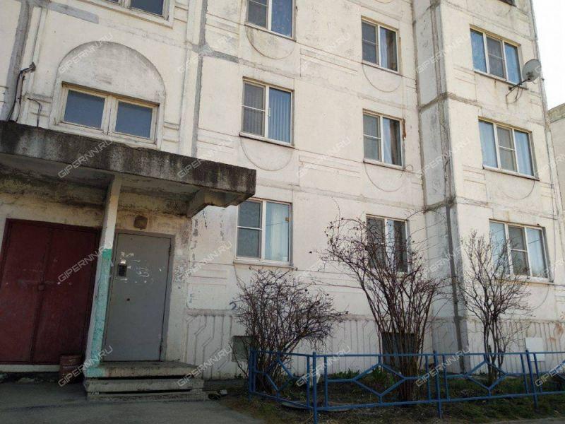 двухкомнатная квартира на улице Школьная дом 52 посёлок Ждановский