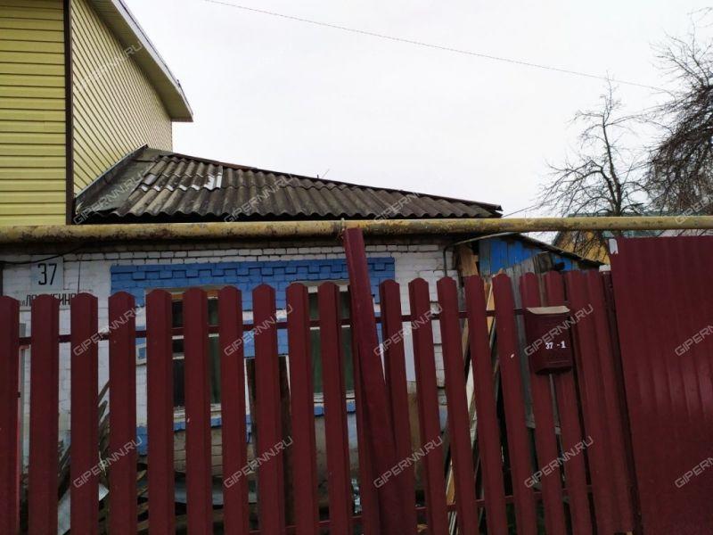 1/2 дома на улице Ладыгина