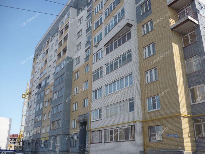 однокомнатная квартира на улице Народная дом 50