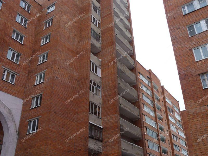 четырёхкомнатная квартира на улице Максима Горького дом 142