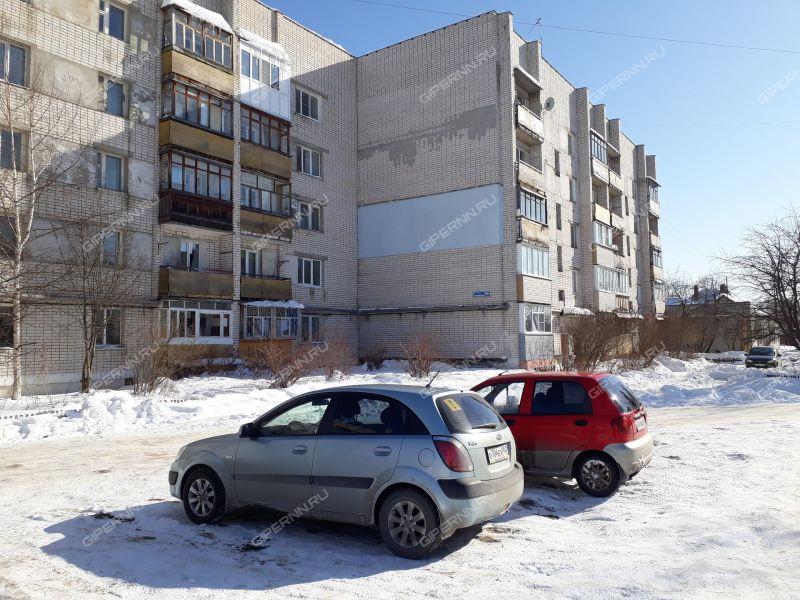 однокомнатная квартира на улице Олимпийская дом 11 город Балахна