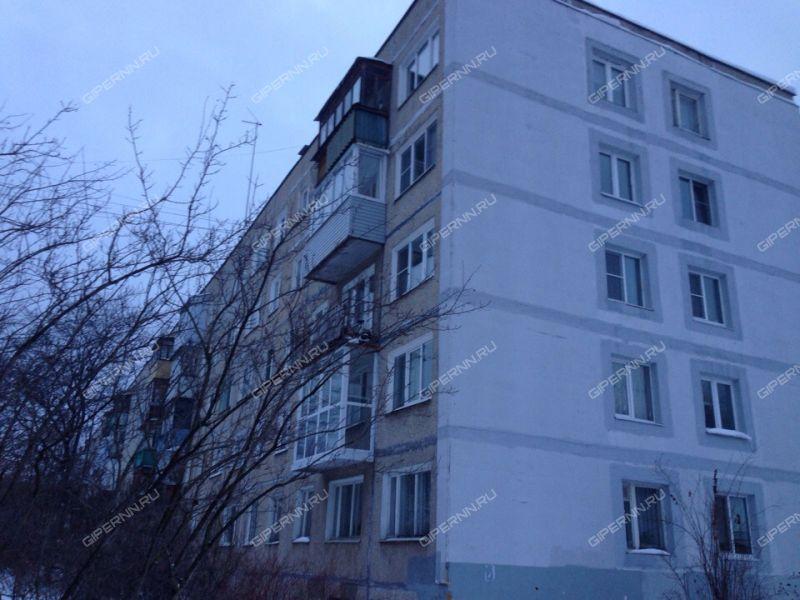 двухкомнатная квартира на улице Коммунистическая дом 14 город Балахна