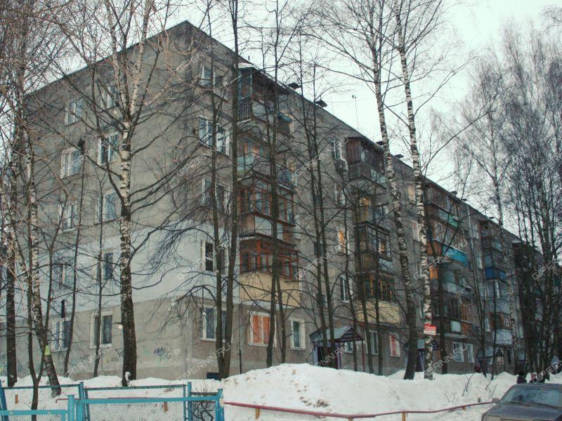 однокомнатная квартира на улице Академика Лебедева дом 12