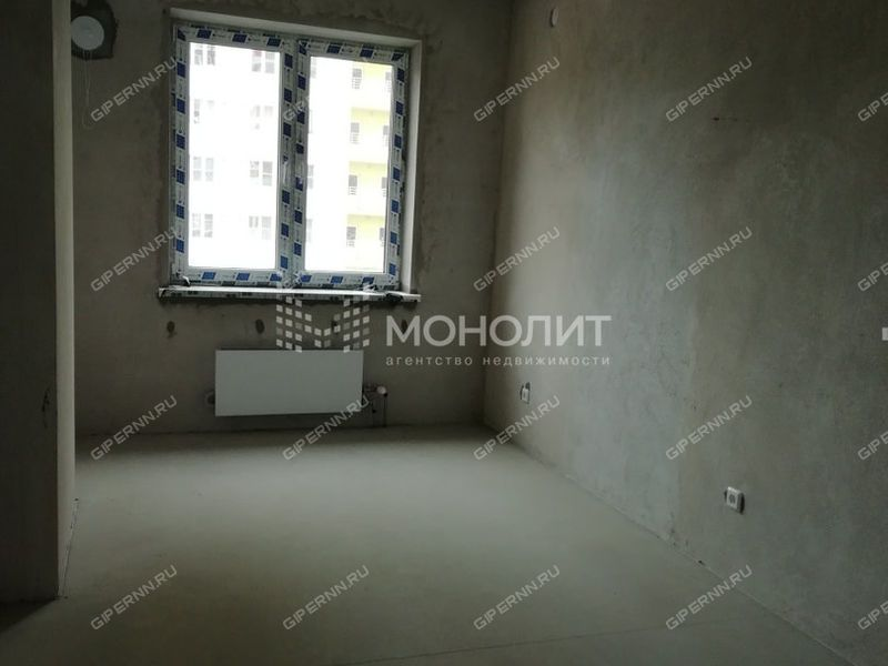 двухкомнатная квартира на улице 40 лет Октября дом 2