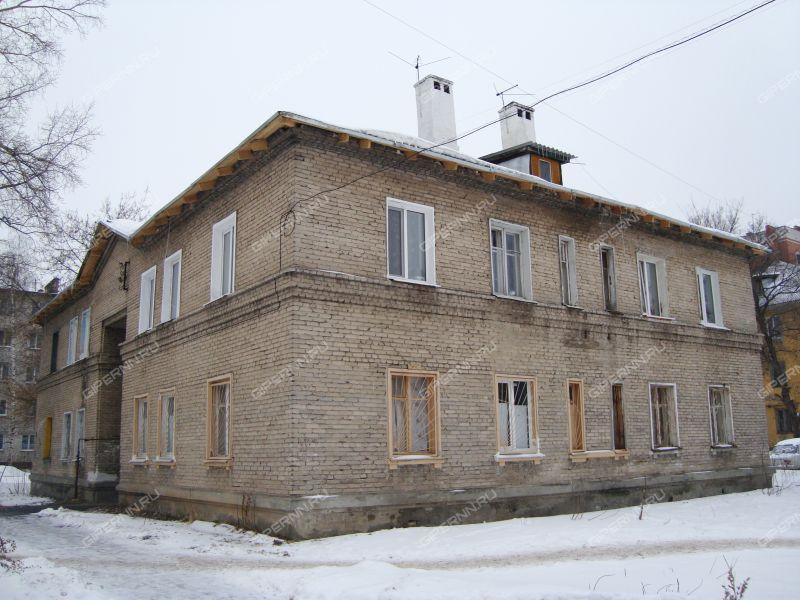 двухкомнатная квартира на улице Героя Васильева дом 24