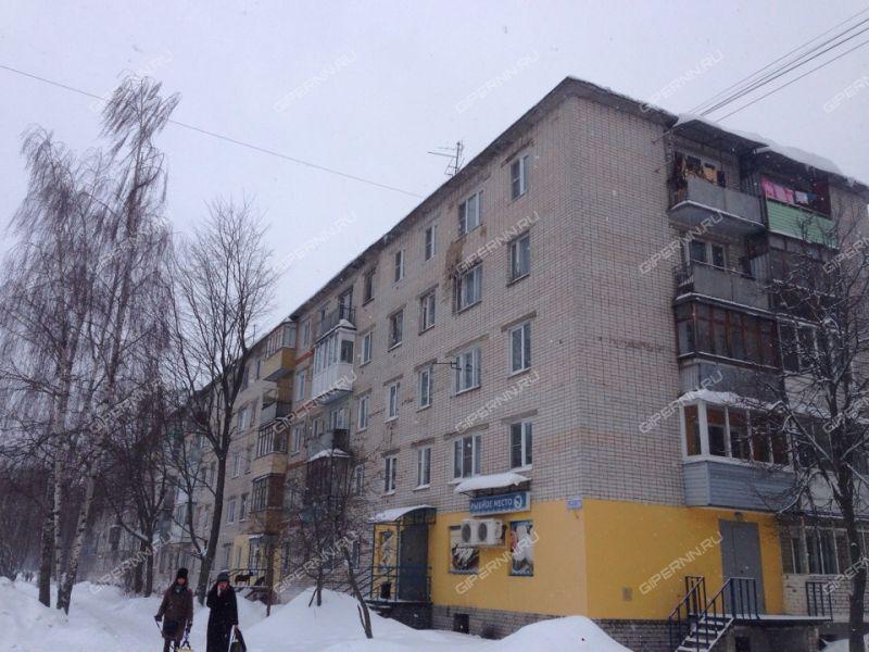 двухкомнатная квартира на Юбилейной улице дом 6 город Балахна