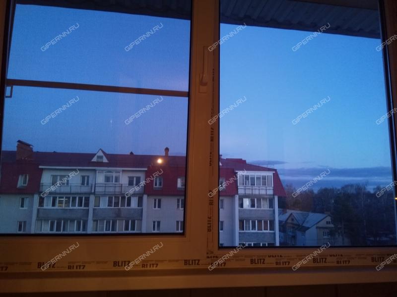 двухкомнатная квартира на улице Горького дом 27 город Балахна