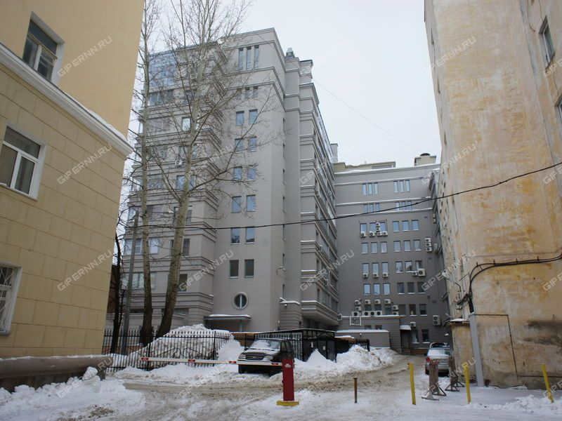 улица Минина, 16а фото