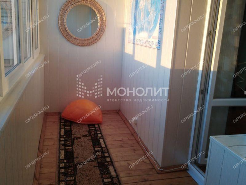 двухкомнатная квартира на Парковой улице дом 2 город Кстово
