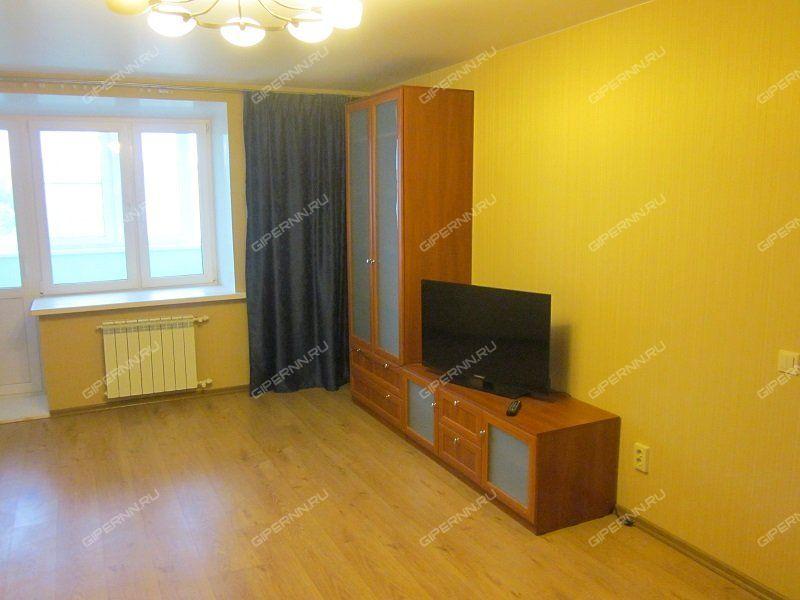 двухкомнатная квартира на улице Краснозвёздная дом 33