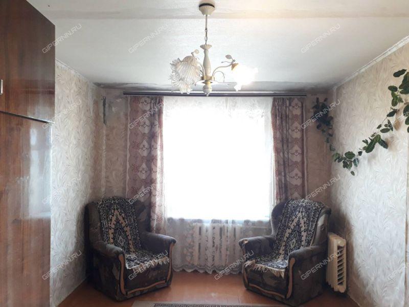 двухкомнатная квартира на улице Героя Попова дом 11