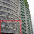 трёхкомнатная квартира на Лысогорской улице дом 89 к1