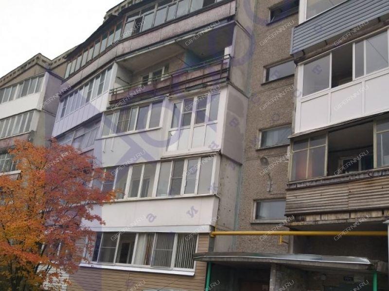 однокомнатная квартира на улице Пожарского дом 26В город Дзержинск