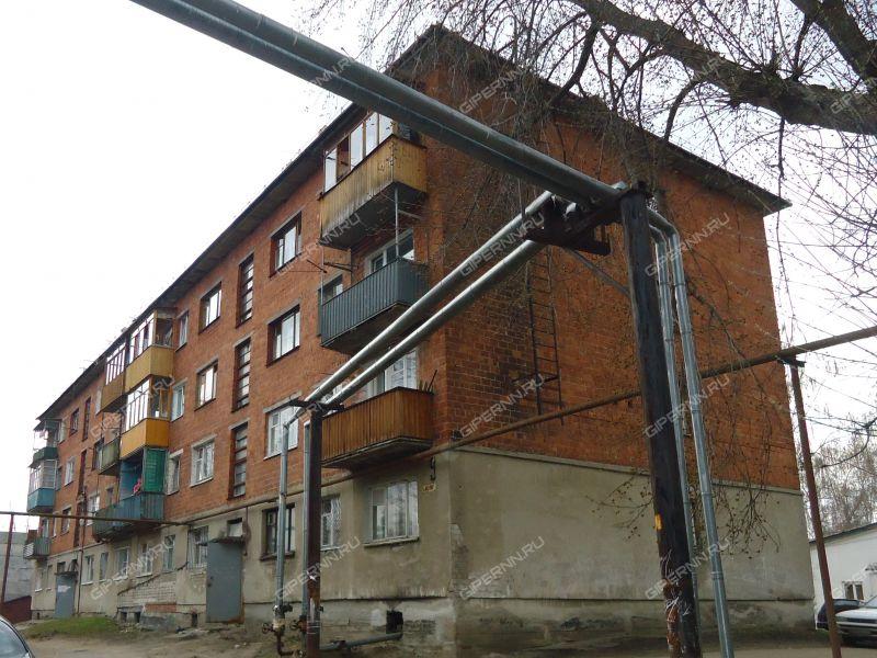 комната в доме 9 на улице Кутузова