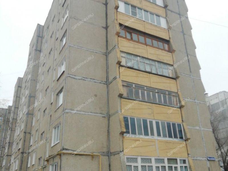 однокомнатная квартира на улице Пономарёва дом 8 город Заволжье