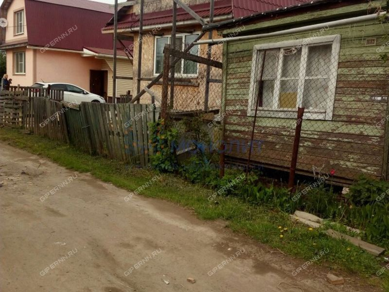 дача на Тепличной улице
