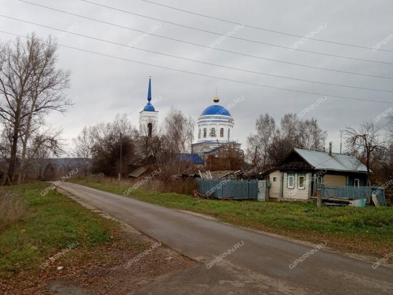 дом на улице Советская деревня Макариха