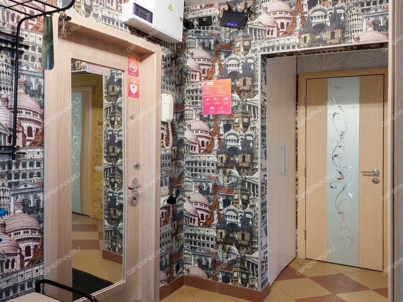 двухкомнатная квартира на сутки на улице Ковалихинская дом 53