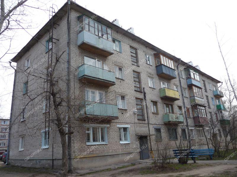 трёхкомнатная квартира на улице Федосеенко дом 38