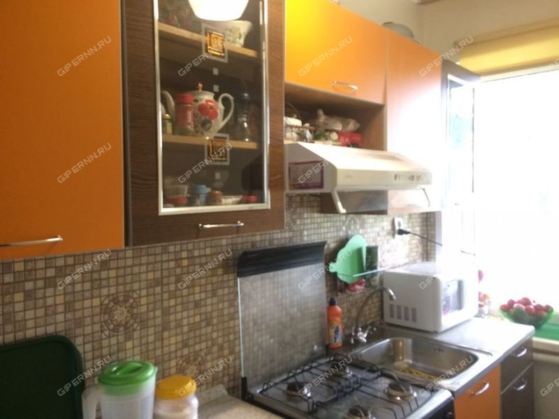 двухкомнатная квартира на улице Магистральная дом 16а село Доскино