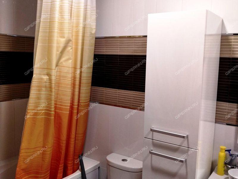двухкомнатная квартира на Красносельской улице дом 9а