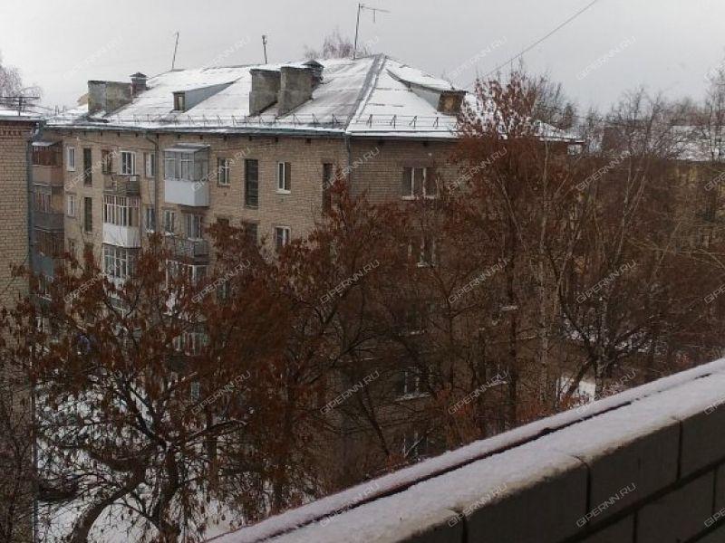 однокомнатная квартира на улице Калинина дом 14 город Арзамас